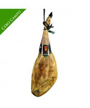 Iberian Spanish ham (Cebo de Campo)