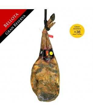"""Bellota Iberian shoulder ham """"Gran Reserva 2014-15"""""""