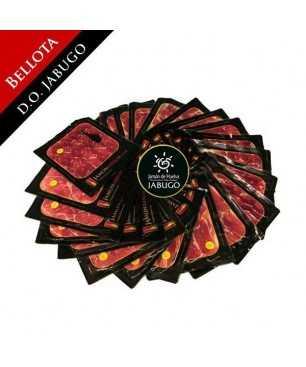"Pack 18A -Bellota 100% Pure Iberian Ham DO Jabugo (Huelva) ""Pata Negra"" Summum sliced"