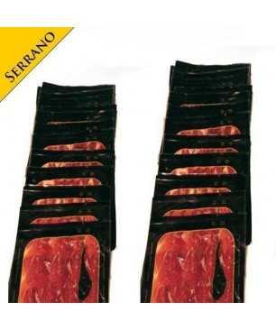 Pack 18FJ - Serrano Gran Reserva spanish ham (sliced)