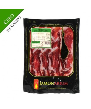 Cebo de Campo Ibérico Shoulder, 50% Iberian Breed sliced 100g