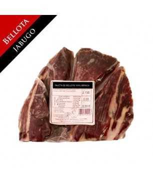 "Shoulder 100% Iberico de Bellota (Huelva) ""Pata negra"" boneless - bottom half"