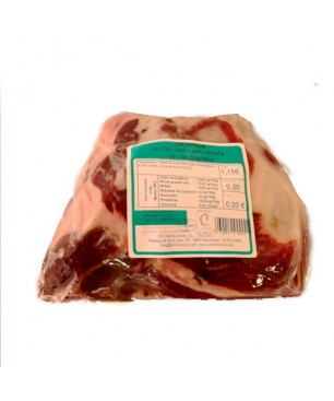 Cebo de Campo Iberico Shoulder, 50% iberian Breed boneless - Top half