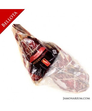 Bellota Iberico ham, 50% iberian breed boneless - top half