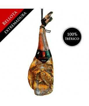 Bellota 100% pure Iberian Shoulder DO Dehesa de Extremadura Pata Negra