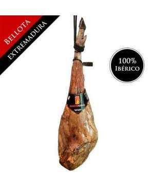 Bellota 100% pure Iberian Ham (Extremadura) - Pata Negra