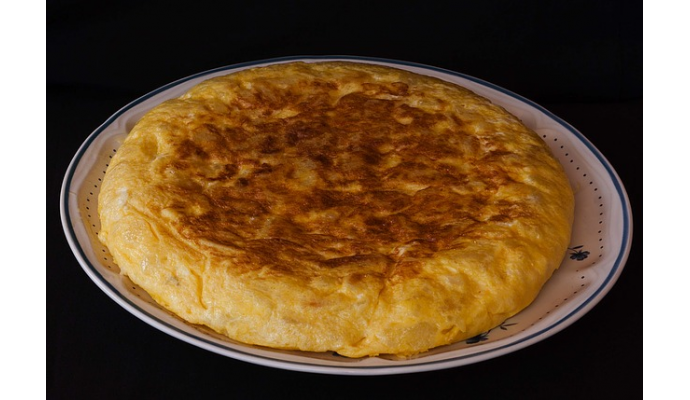 DID YOU KNOW THE ORIGIN OF THE SPANISH OMELETTE?